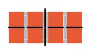 poziom-czerwony-kort-tenisowy