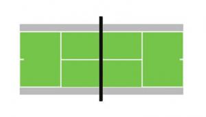 poziom-zielony-kort-tenisowy